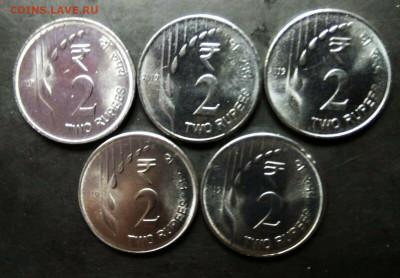 Монеты Индии и все о них. - 2RS_2019_3
