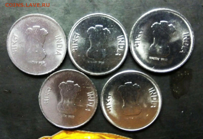 Монеты Индии и все о них. - 2RS_2019_4