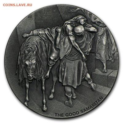 Христианство на монетах и жетонах - 011