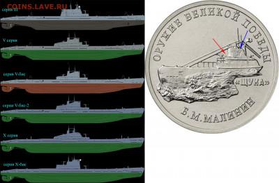 Монеты с Корабликами - Шука