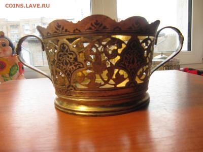 Конфетница СССР, серебро, 875, 238 грамм - IMG_4094.JPG