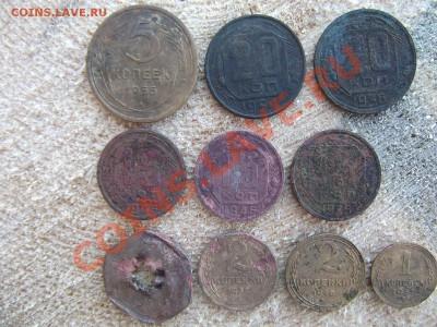 Братский район старая Тэмь - монеты.JPG