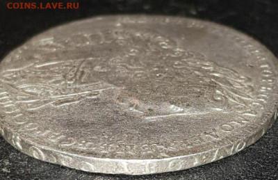 Рубль 1729 года, подлинность. - photo_2019-12-31_20-28-56