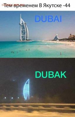 перекличка городов по температуре - Дубак