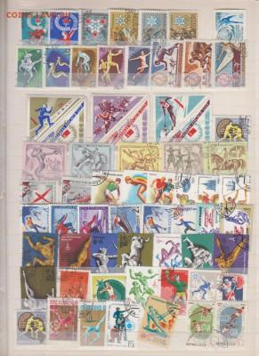 СССР примерно 140 марок по теме Спорт до 21 01 - 1006