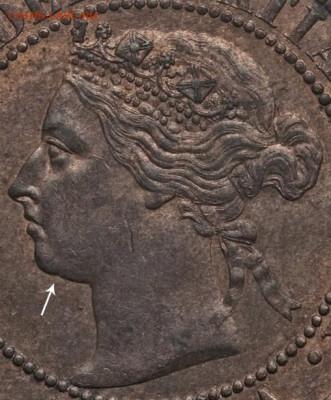 Канада. Монеты периода правления королевы Виктории 1858-1901 - image-error-1-cent-1882-a2