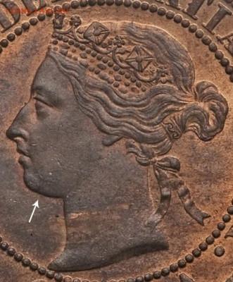 Канада. Монеты периода правления королевы Виктории 1858-1901 - image-error-1-cent-1882-a1