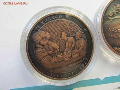 Серебро Белоруссии, Польши, Украины и др. на золотые монеты. - IMG_4743.JPG