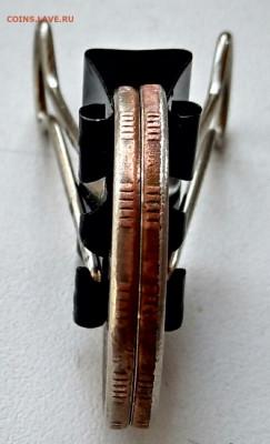 5 рублей 1997 спмд (покрытие монеты,оголенный гурт) - IMG_20200221_132425