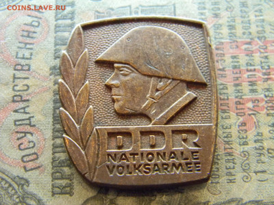 знак DDR nationale volksarmee до  6.03 в 22.00 по Москве - Изображение 7863