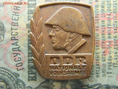 знак DDR nationale volksarmee до  6.03 в 22.00 по Москве - Изображение 7862