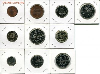 Гернси подборка 1п-1Ф 1985-1997 до 27.03.20 22-00 мск - Guernsey 1985+r