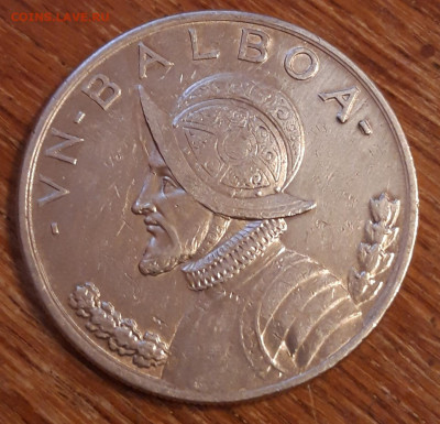 Панама бальбоа  1931 Ag  27.03.2020  22:00 - 20200325_185055