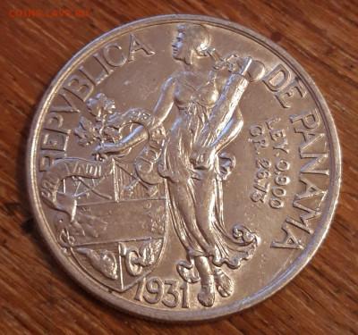 Панама бальбоа  1931 Ag  27.03.2020  22:00 - 20200325_185111