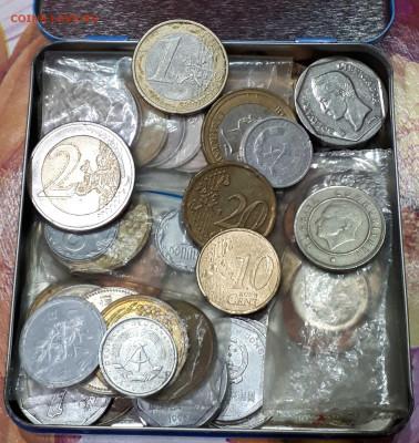 Что попадается среди современных монет - Попалось на сдачу