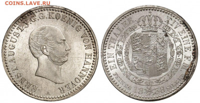 1 талер 1838 Ганновер - Снимокталер.JPG