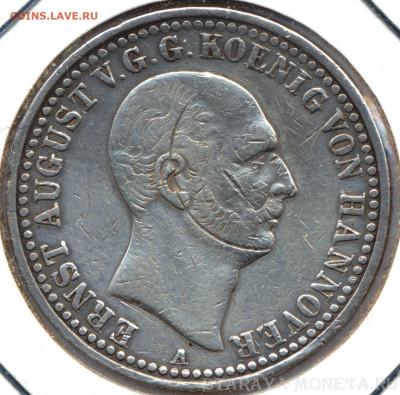 1 талер 1838 Ганновер - 8993dfdb42bfd5a0828ca1fffdcd3d28
