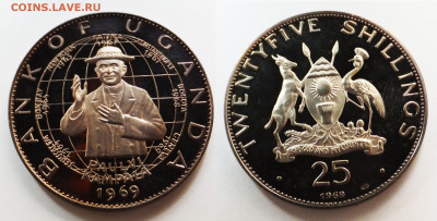 Уганда - уганда 25