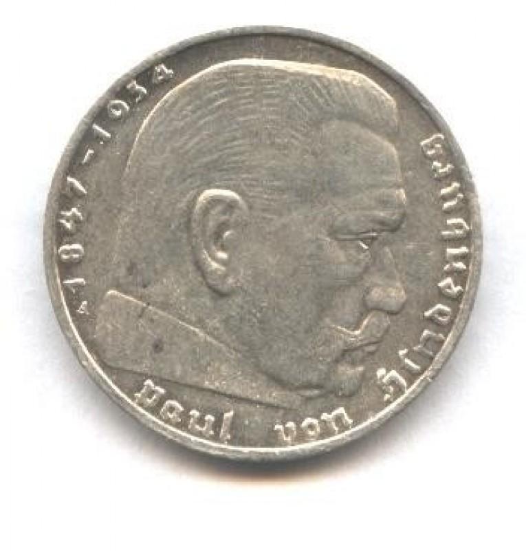 И еще раз 2 немецкие марки 1939 - изображение 020