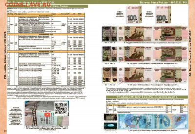 Новый 2 выпуск Каталога банкнот России 1769-2021 CoinsMoscow - s-catalog-banknoti-1997