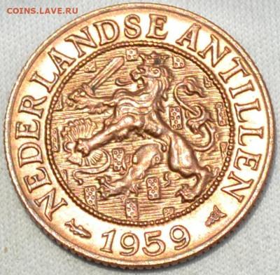 Нидерланды Антильские 1 цент 1959. 24. 04. 2020 в 22 - 00. - DSC_0536.JPG