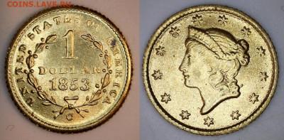 Монеты США. Вопросы и ответы - д