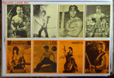 Куплю календарики с героями кинобоевиков 80-90 гг. - 223695522-action-heroes-arnold-schwarzenegger-sylvester-stallone-jean-claude-van-damme-277846