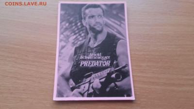 Куплю календарики с героями кинобоевиков 80-90 гг. - 223695522-101927175