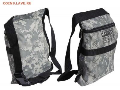 Рюкзаки, сумки, чехлы и бейсболки для металлоискателей. - 996b1455431f9ebe2572c854048b