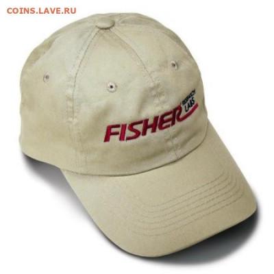 Рюкзаки, сумки, чехлы и бейсболки для металлоискателей. - FisherBBCap2-350[1]-700x700