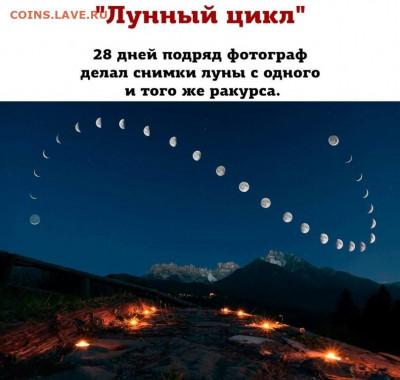 Новости астрономии и космонавтики - фазы Луны