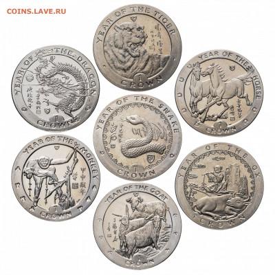"""Серии монет """"Восточный зодиак"""" и """"Китайский гороскоп"""" - 649799_big"""