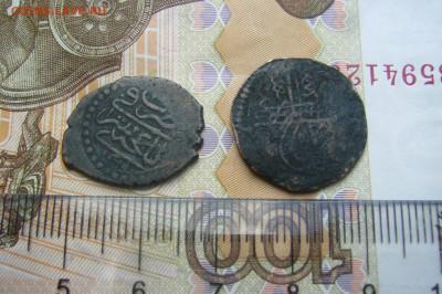 Ассорти старых восточных монет - P2240982.JPG