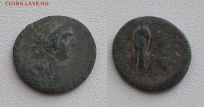 Рим и что-то греческое на опознание - цу