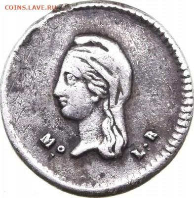 Мексиканские монеты - m1m
