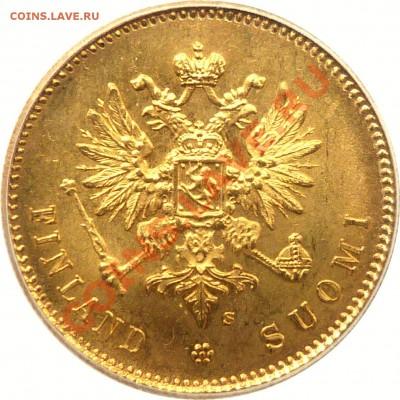 Коллекционные монеты форумчан (золото) - 20 Markkaa 1912 MS-64 (2).JPG