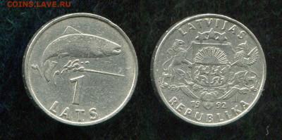 1 лат 1992 Латвия Рыба до 29.05.20 в 22.00 мск - img995