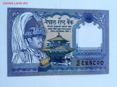 НЕПАЛ,1 рупия 1991г(Рick-37) до 29.05.2020г - IMG_20200522_144327_HDR