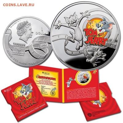 Кошки на монетах - -83RWESw4v0
