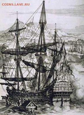 Монеты с Корабликами - Spanish_Galleon