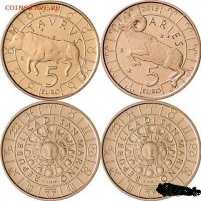"""Серии монет """"Восточный зодиак"""" и """"Китайский гороскоп"""" - 4907836154"""