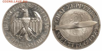 Авиация космонавтика на монетах - image