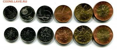 50,20,10,5,2,1 крон Чехия 2009-2012 до 17.06.20 в 22.00 мск - img819