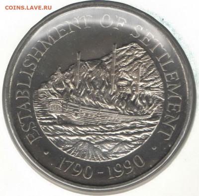 монеты с пожарной тематикой? - цент 1-2