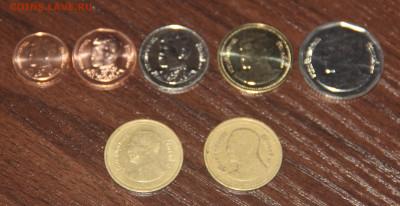 Тайланд набор монет 2018 без 10 бат + бонус до 02.07.2020 - IMG_3526.JPG