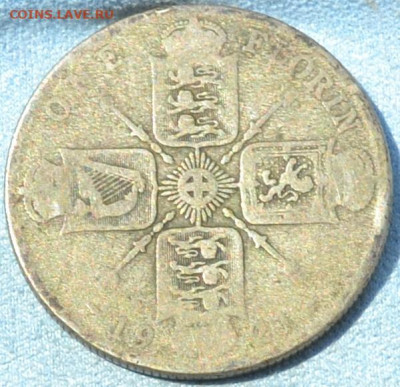 Британия 1 флорин 1921. 03. 07. 2020 в 22 - 00. - DSC_0617.JPG