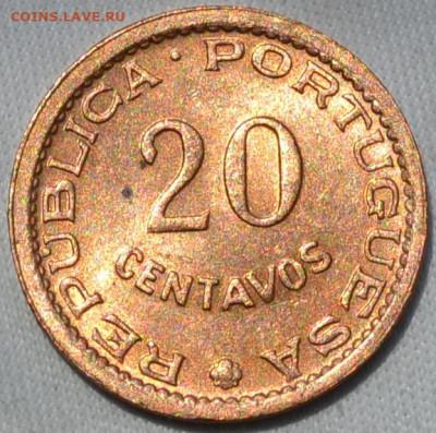 Португальский Мозамбик 20 сентаво 1973. 03. 07. 2020. 22- 00 - DSC_0377.JPG