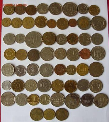 60 монет мира без повторов. - 60 монет мира - 1