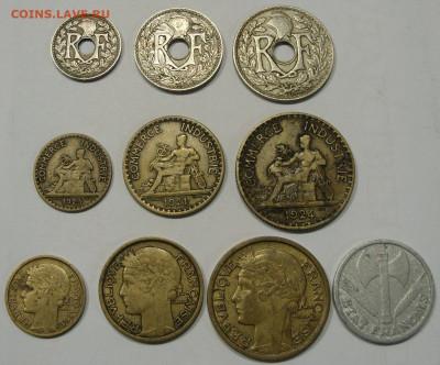 Франция 10 монет 1921-1942. - Франция 10 монет 1921-1942 - 2