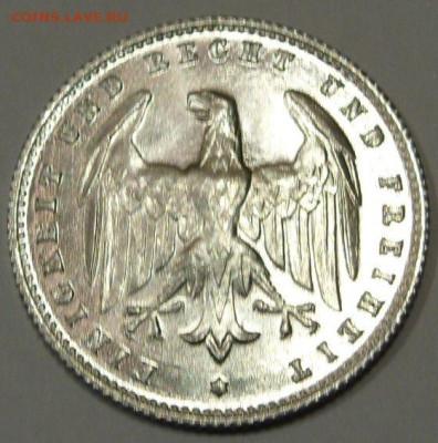 200 марок Германия 1923 D UNC. - 200 марок Германия 1923 D UNC - 2